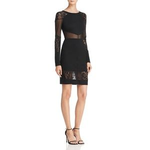 French Connection Lace Trim Party Cocktail Dress 2